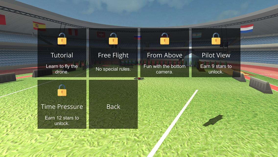 digitalsirup | App | AR Drone Simulator Pro