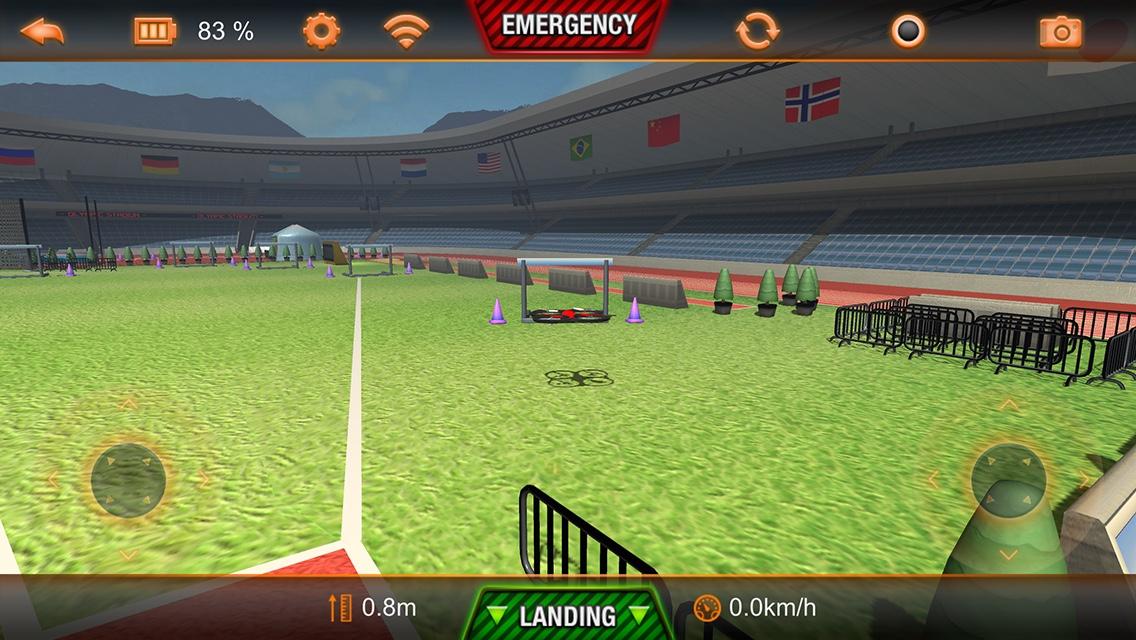 digitalsirup   App   AR Drone Simulator Pro