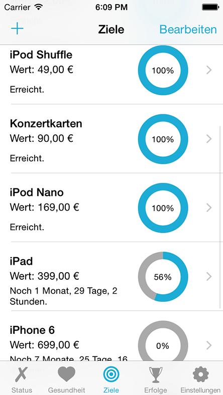 Kostenlose Nichtraucher App